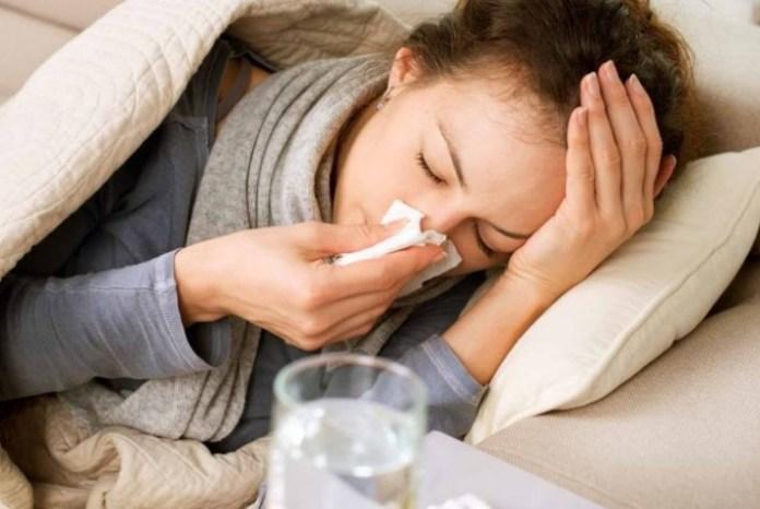 Ftohja dhe gripi/ Ja si t'i largoni për 24 orë