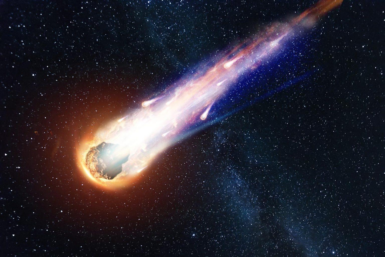 E padëgjuar më parë, gruaja flinte kur meteori ra nga qielli në jastëk