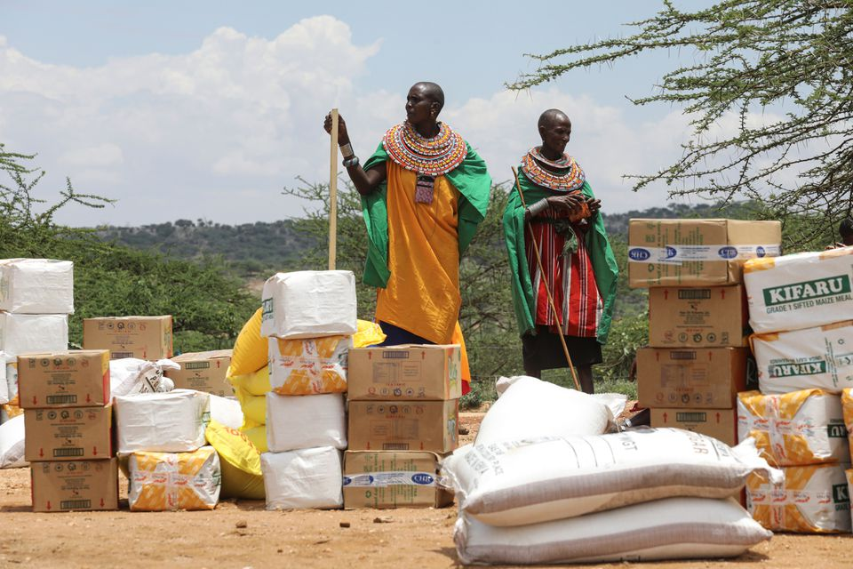 Thatësira në veri të Kenias shtyn miliona drejt urisë