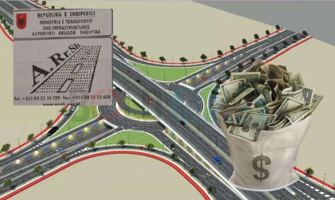 Skema kriminale e ARRSH-së, rotacion oligarkëve për të fituar 100 mln euro nga tenderat e Unazës se Madhe!