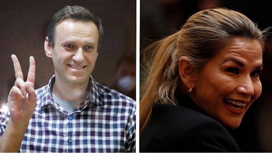 Alexei Navalny dhe Jeanine Anez në listën e BE-së për çmimin e madh të të drejtave të njeriut