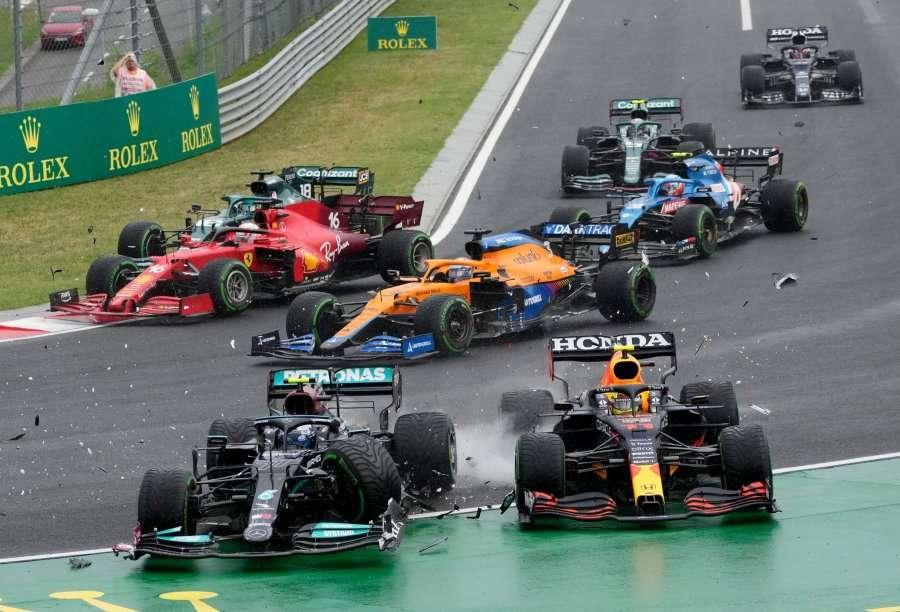 23 gara në Formula 1 në vetëm 36 javë