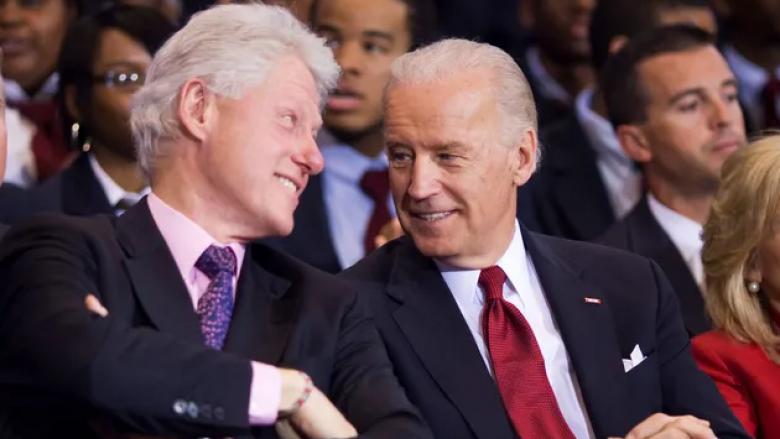 Biden flet me Bill Clinton pas shtrimit në spital të ish-presidentit