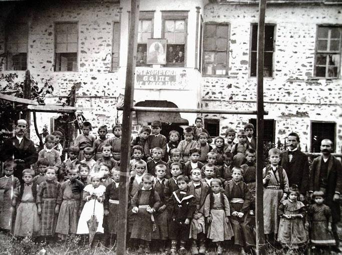 Preteksti i mbylljes së shkollave shqiptare në Elbasan dhe Korçë nga qeveria turke