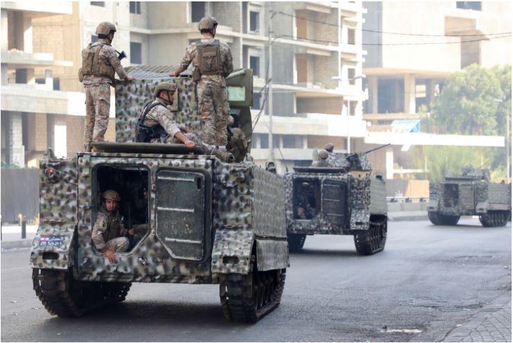 Gjashtë të vdekur dhe 30 të lënduar nga përplasjet në protestat në Bejrut