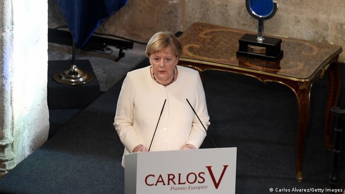 """""""Nuk duhet ta mashtrojmë veten""""! Paralajmëron Angela Merkel: Në BE veprojnë prej kohësh forcat centrifugale!"""