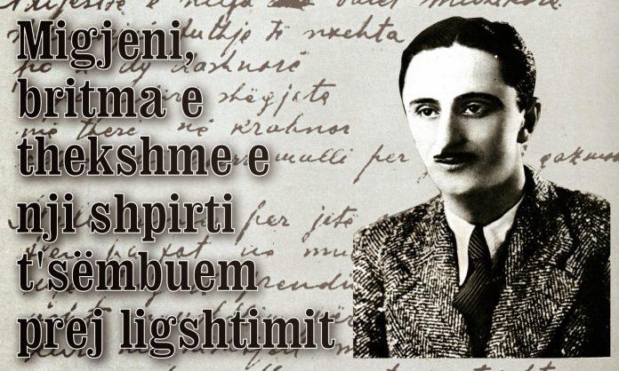 """110 vjetori Migjenit, """"shkrimtari i mjerimit""""!"""