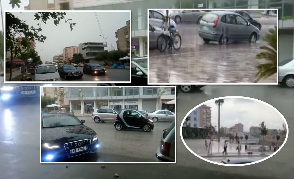 Reshje shiu në të gjithë vendin, dëborë mbi zonat malore