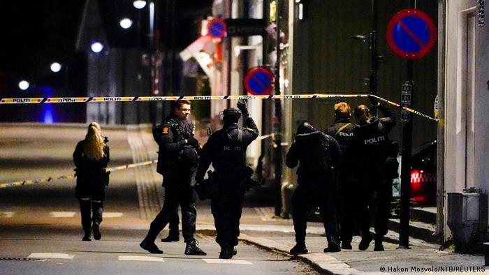Sulm terrorist në Norvegji?