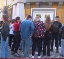 Pas protestës te ministria e Arsimit,studentët e FSHN lejohen të hyjnë në auditore