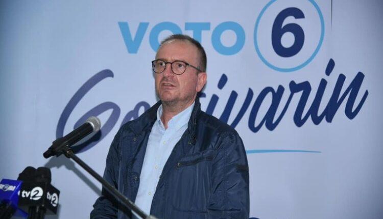 Taravari: Ahmeti premton presidentin, a në Zajaz 20 vite s'ka kanalizim
