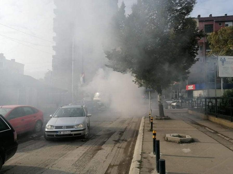 Aksioni i së mërkurës në veri: Njëri nga policët e plagosur intervistohet nga policia