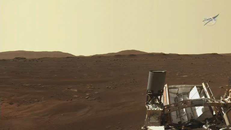 Sonda e NASA-s bën udhëtimin e parë në Mars që nga mbërritja