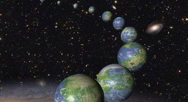 Mund të jenë miliona planetë në Rrugën e Qumështit, të 'mbushur' me alienë