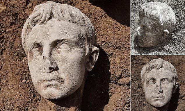 FOTOT/ Zbulohet koka 2000-vjeçare e Augustit, Perandorit të parë të Romës