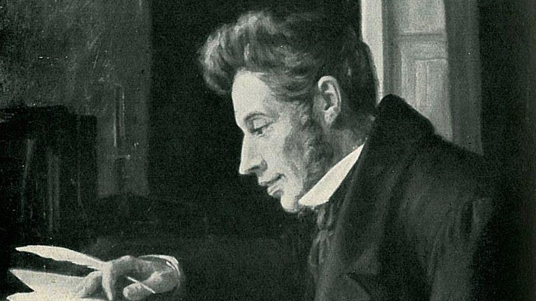 Søren Kierkegaard dhe liria