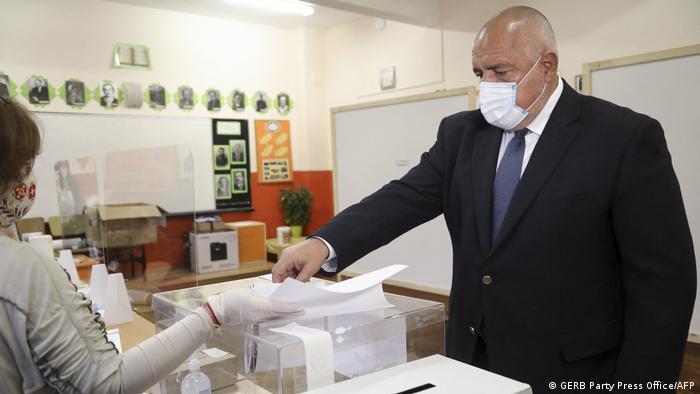 Mbi zgjedhjet parlamentare në Bullgari