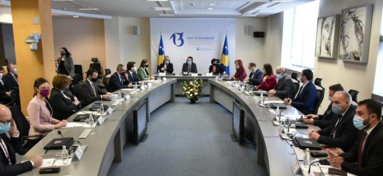 Qeveria e Kosovës miraton koncept-dokumentin për konfiskimin e pasurisë së pajustifikueshme