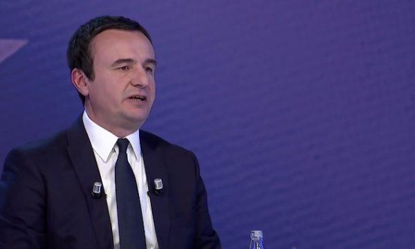 Dialogu Kosovë-Serbi, Albin Kurti sjell tone të reja në Bruksel