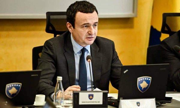 Albin Kurti shpalos programin qeverisës, thotë se do të përgatisin padi për gjenocid ndaj Serbisë në GJND