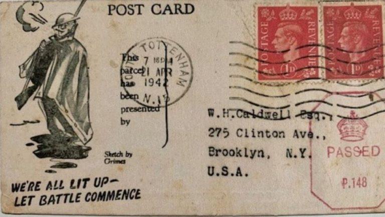 Kartolina që mbërriti në destinacionin e duhur pas 60 vitesh
