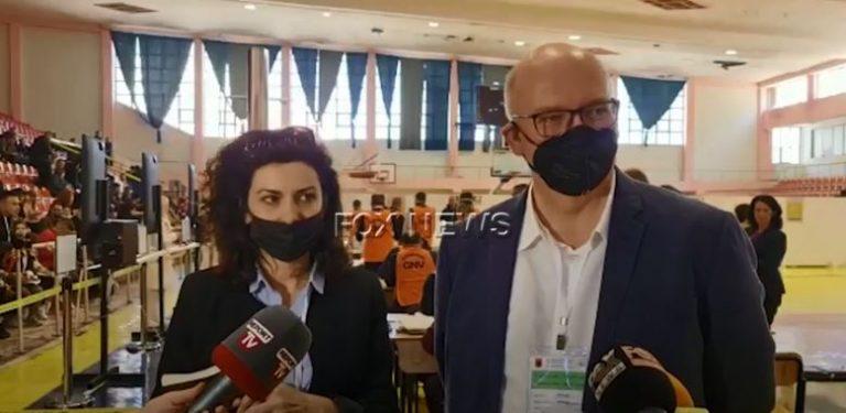 Procesi i numërimit në Vlorë, flet ambasadori britanik Norman: Komisionerët të bëjnë punën me profesionalizëm (VIDEO)