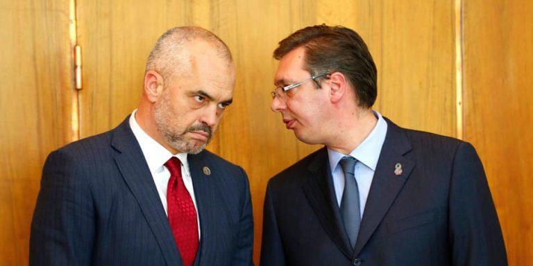 Pse Edi Rama dhe Aleksandër Vuçiç janë nervozë?!