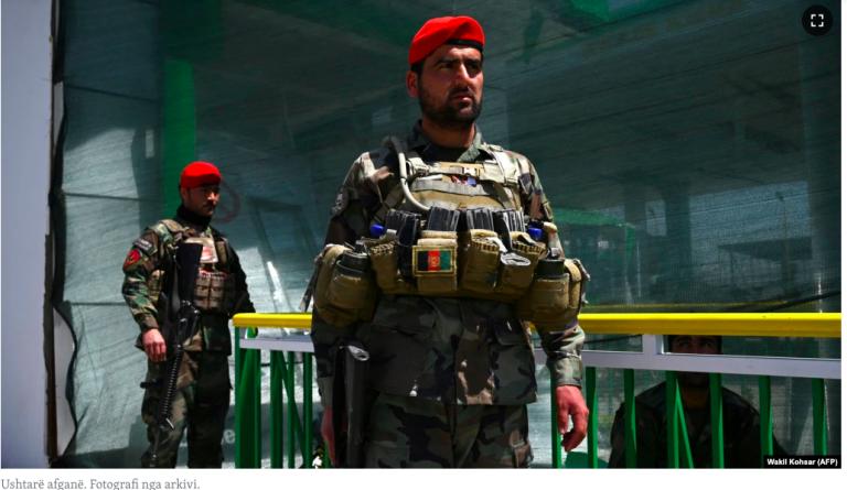 Të paktën 22 të vrarë nga sulmet me bomba në Afganistan