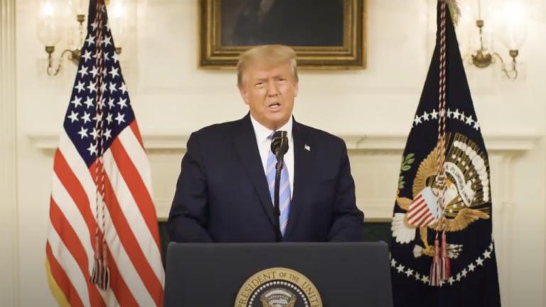 E FUNDIT/ Tërhiqet Trump: Do siguroj tranzicion të qetë të pushtetit për administratën e re
