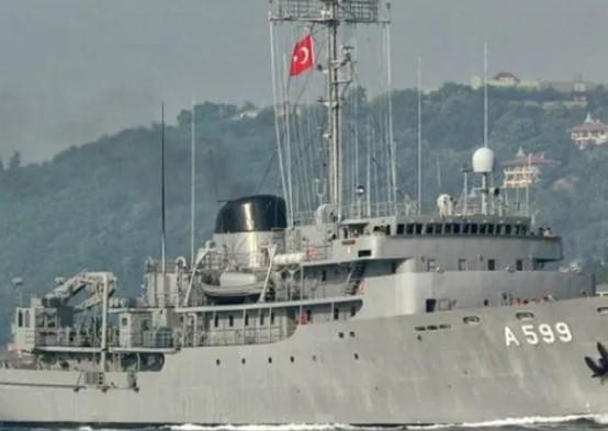 Tensionohet sërish situata/ Veprimi i anijes turke është provokues