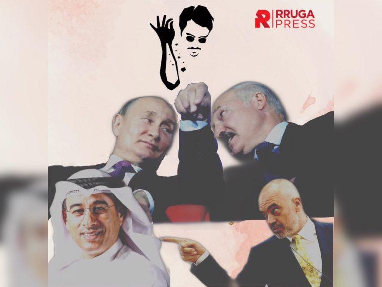 Emiratet e Bashkuara Arabe dhe paratë e hedhura në vendet me regjime autoritare/Rasti bjellorus vs rasti shqiptar