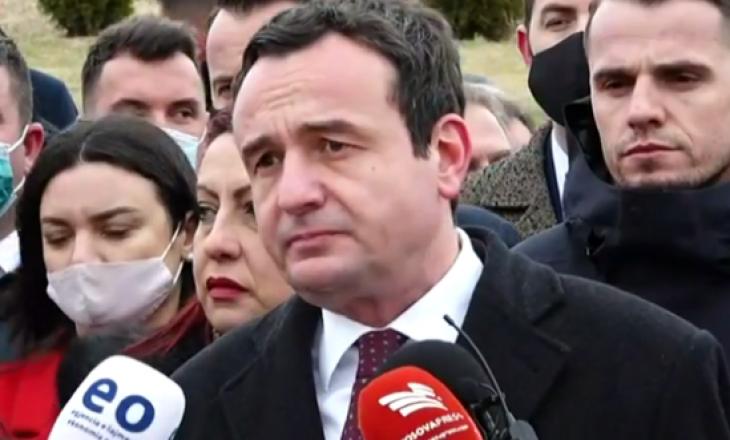 Albin Kurti: Drejtësia për familjen Jashari ende nuk ka nisur