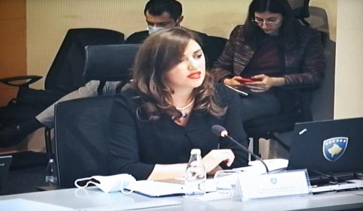 Kosovë/Ministrja e Drejtësisë, Albulena Haxhiu: Zbret pagesat për provim të Jurisprudencës