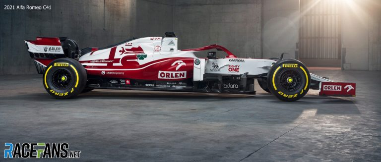Alfa Romeo zbulon makinën e Formula 1 të vitit 2021
