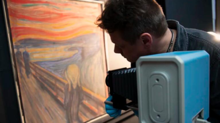 """Mesazhi në kryeveprën """"Britma"""" hap kapitull të ri në biografinë e Munchut"""