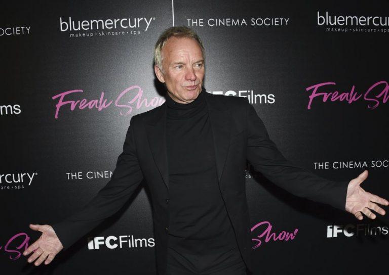 """Sting publikon albumin """"Duets"""" së shpejti"""