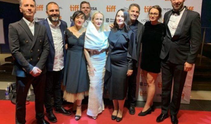 """Filmi """"Zana"""" premierë në televizionin gjerman"""