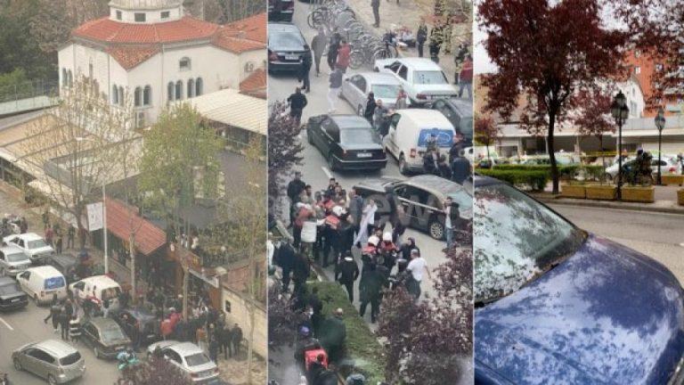 Sulm me thikë në një xhami në Tiranë, plagosen pesë persona