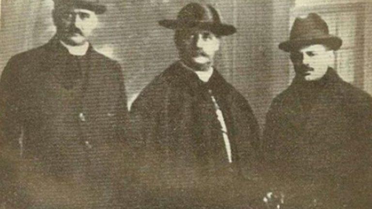 Fjalimi i Fishtës në Konferencën e Paqes në Paris (1919)