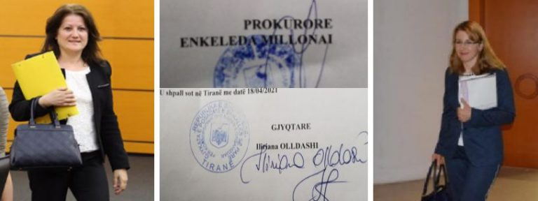 DOKUMENTET/ 'Çmenden' prokuroria dhe Gjykata e Posaçme, kërkojnë sekuestrimin e LAPSI.al