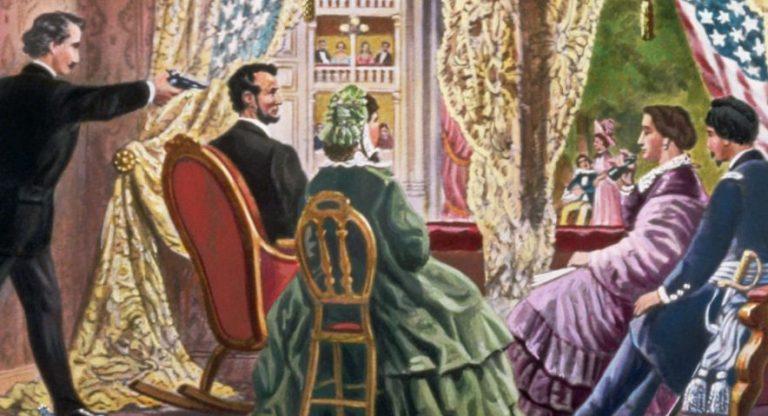 Komploti, si u vra Presidenti Linkoln