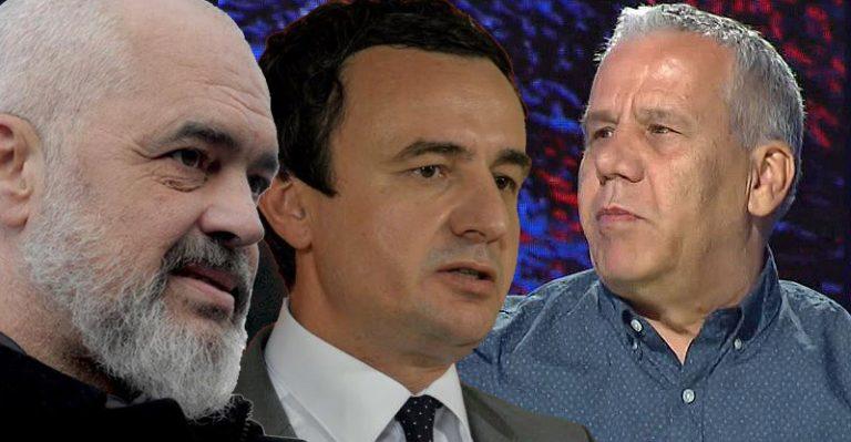 Kim Mehmeti: Rama u shqetësua më shumë për vizitën e Albin Kurtit se sa të Vuçiçit që e trajtoi si bamirës