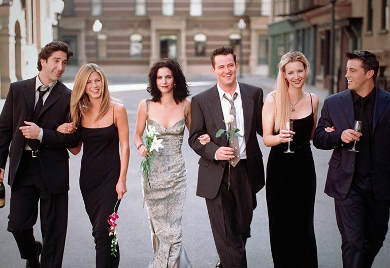 """Aktorët e """"Friends"""" planifikojnë të takohen vitin e ardhshëm"""