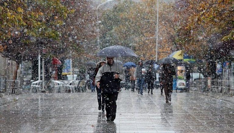 Rikthehen reshjet e shiut! Parashikimi i motit për ditën e sotme