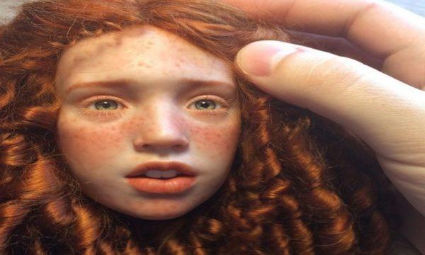 E mahnitshme, skulpturat kukulla që duken si të gjalla(Foto)