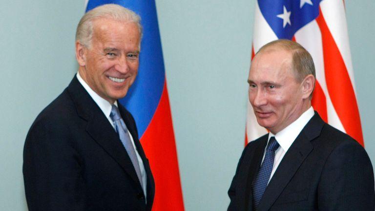 I vendosi sanksione Kremlinit, Biden: Duam marrëdhënie të qëndrueshme me Rusinë