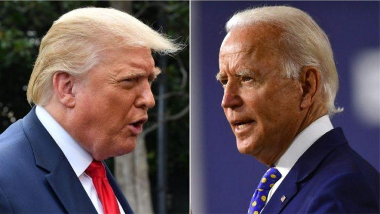 Biden dhe Trump fushatë në orët e fundit para zgjedhjeve kritike të Xhorxhias