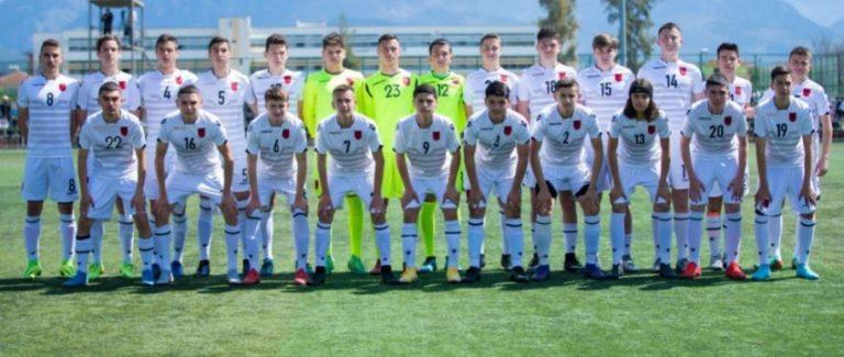 Shqipëria U-16 merr pjesë në turneun ndërkombëtar në Kroaci