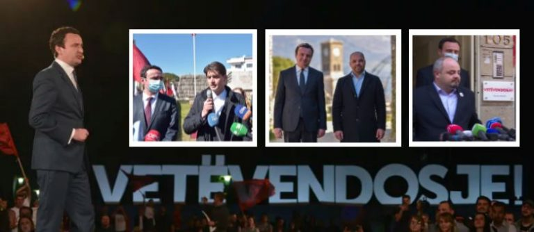 Pse e shqetëson PS-në fushata e Albin Kurtit në Tiranë