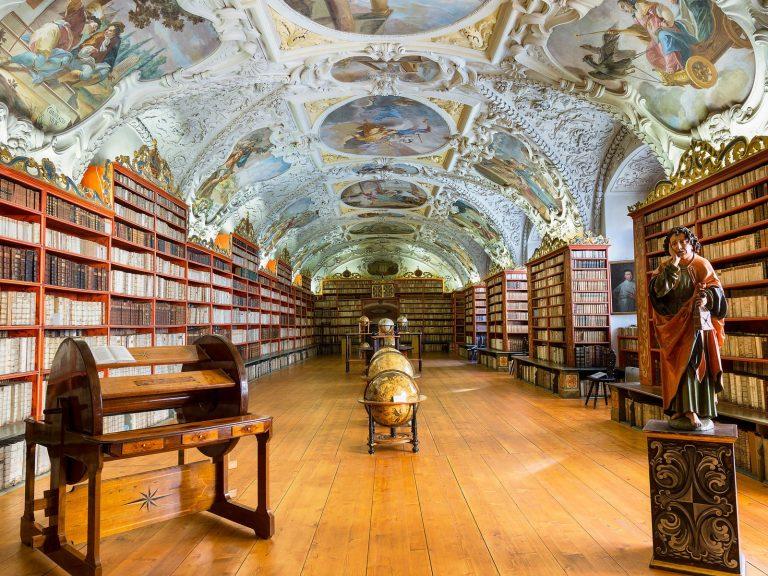 Libraritë më të bukura të botës/FOTO
